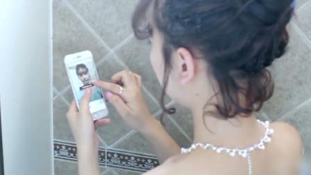 一款女人都想要的P图软件, 把自拍照放进去, 能在现实世界变漂亮