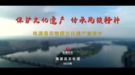 《传承非遗 延续文脉》桃源县非物质文化遗产宣传片