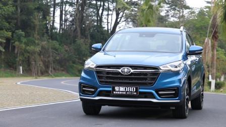 《试车》——新智慧SUV 天津一汽骏派D80