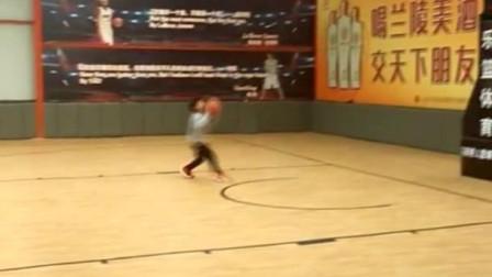 我家的篮球小子