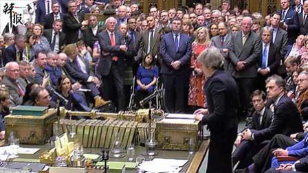 闯关失败! 英国脱欧协议被下议院否决