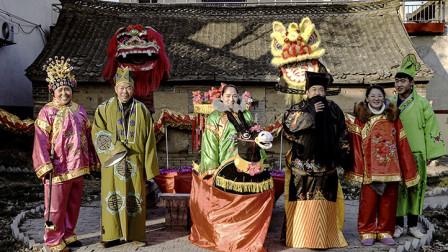 厉害了! 这个村庄专做春节时的舞龙、舞狮, 一年成交额能达2亿!