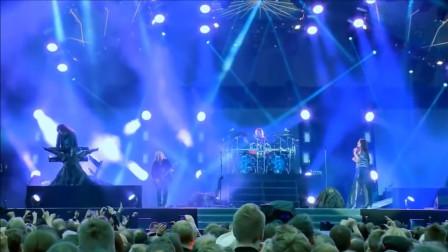 """芬兰国宝级乐队""""夜愿""""震撼现场版! 气势磅礴, 震撼耳膜的燃曲!"""