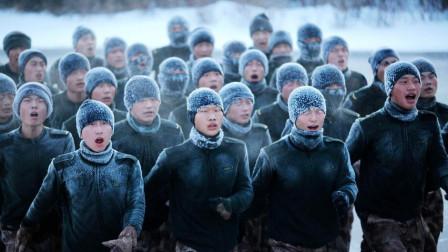 解放军最辉煌的战斗, 零下40度冻住173名战士, 用弹壳挖5公里战壕