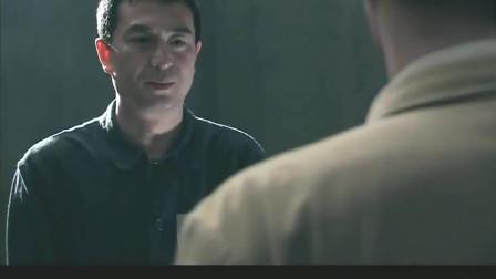 """告密者: 张嘉译狱中主动要镣铐, 柳云龙满足了他, 真是对""""基友"""""""