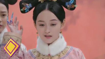《熹妃传》何泓姗首演女主, 携手何润东上演甜蜜虐恋