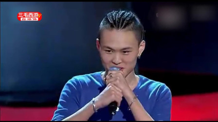 中国好声音第1场 张玮《High歌》震撼评委