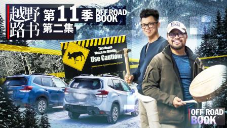 惊险之路 阿拉斯加高速 |越野路书第十一季02-萝卜报告