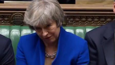 325: 306! 特蕾莎涉险通过不信任动议, 保住首相之位