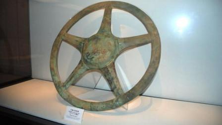 """三星堆遗址出土5000年前""""方向盘"""", 难道真是高科技? 专家: 千古悬案"""