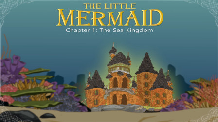 Little Fox小狐狸英语动画| 小美人鱼1| 海底王国| 经典英文童话