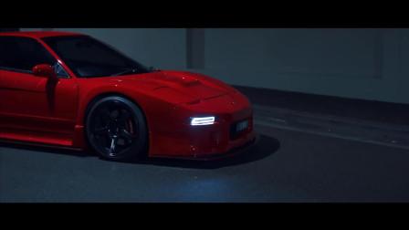 本田最经典跑车NSX