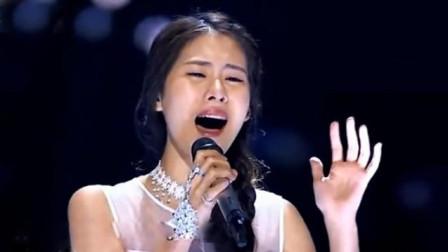 张碧晨演唱会献唱《彩绘》, 歌声句句入魂, 不愧是天后级的歌手