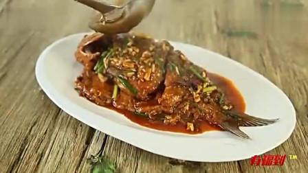 美食教学: 家庭菜谱大全~红烧鲫鱼! 看看这道菜, 家常做法非常经典!