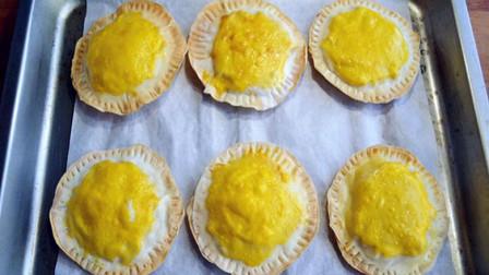 饺子皮都可以做苹果派, 表皮酥脆, 口感浓郁, 学会天天都想吃