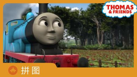托马斯和朋友拼拼看  爱德华 英文版