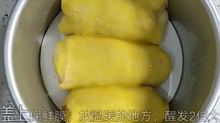 玉米面百吃不厌的做法, 我家一周吃3次, 营养美味, 比面包还好吃