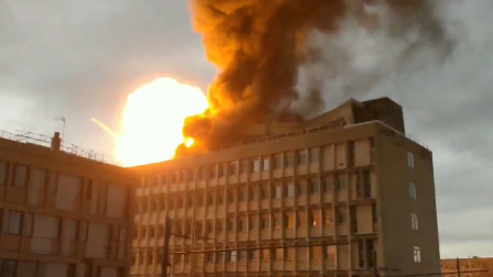 法国里昂里昂大学发生大型爆炸!