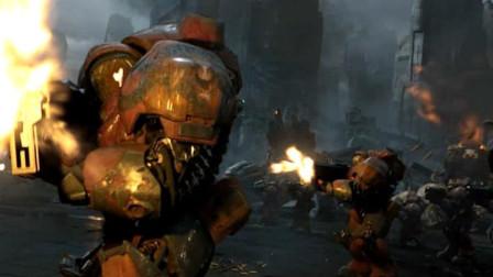 《星际争霸2: 虫群之心》游戏开场CG动画