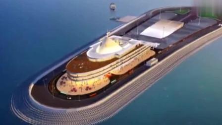 """科技: 中国""""超级工程""""! 港珠澳大桥技术牛在哪?"""