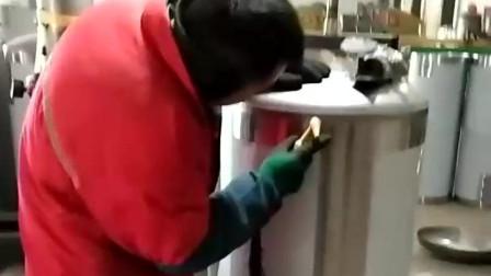 无塔供水器端盖点焊的重要性
