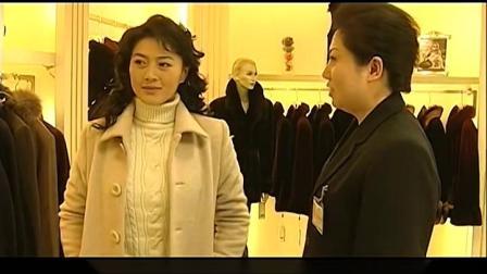 将门风云:女子试衣服被嘲讽,不料丈夫一来,老板都鞠躬道歉