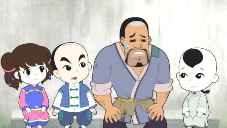 少年师爷: 王大叔不当捕快来求学, 这是咋回事?