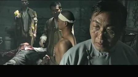 日本宪兵队把爱国记者抓进大牢, 这酷刑, 真是惨不忍睹啊!