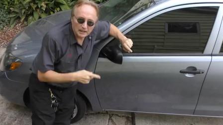 老外教你如何修理汽车腐烂钣金, 汽车修理工的最爱, 超实用的技术