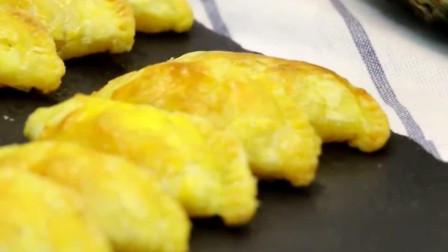 超简易蛋挞皮菠萝派, 做法简单, 宝贝的最爱!