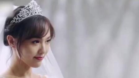 唐嫣试婚纱照视频流出, 身材比例超好, 这是从梦里走出来的吗