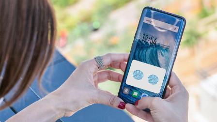 OPPO公布光域屏幕指纹技术, 黑科技秀翻了
