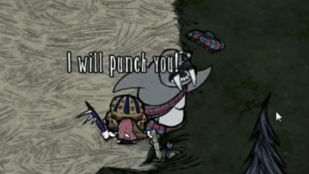 【小kou】饥荒: 穿越档-大力士-03-酋长还是那个酋长