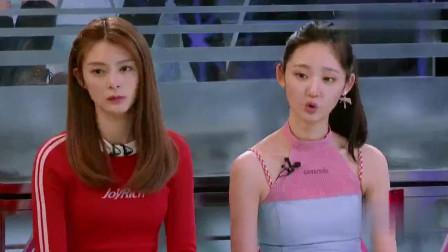 孟美岐吴宣仪在101首秀表演, 杨超越: 我想成为吴宣仪这样的人