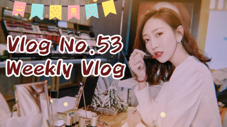 Vlog No.53 Weekly Vlog