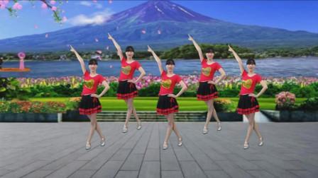 网络金曲广场舞《女人漂亮不是罪》节奏动感, 跳起来真好看!