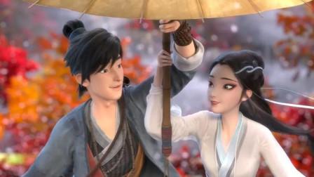 国漫逆袭! 回到白娘子和许仙的前世姻缘, 票房口碑均收获高分的原因在这