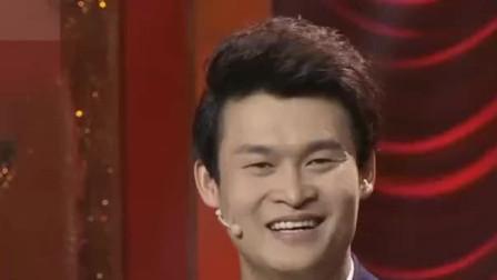 欢乐喜剧人: 小沈龙给屌丝男子出考题, 套路满满, 笑中带泪!