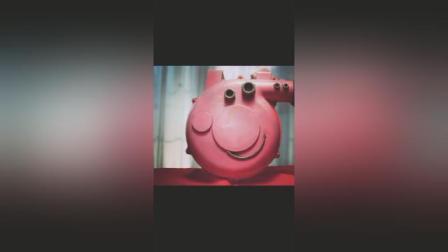 手工天王少皇, 自制抖音粉红铁猪, 这是真正的佩琪