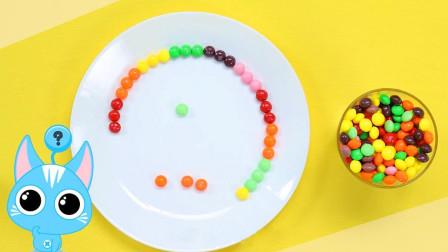 彩虹糖只能用来吃吗? 蔬菜会游泳吗? 月亮是什么味道的?