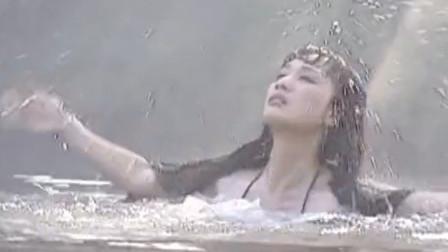 太平天国: 洪秀全站在岸上面, 看着水中的美女, 都走不动道了