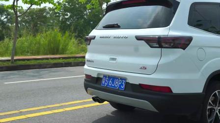 比速汽车, 来自于十万元价位的, 中国品牌7座中型SUV