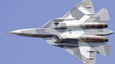 """""""猛禽""""不再制霸, 俄新战机将挑战其制空优势霍晓龙"""