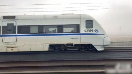 """两高铁并行""""飙车""""?专家:自动控制不存在"""