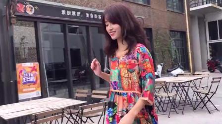 反季真丝连衣裙女, 2019新款春装清仓夏装, 桑蚕丝民族风女装夏季裙子