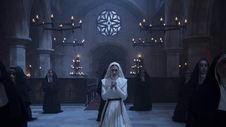 饭前看电影: 几分钟看完美国恐怖电影《修女》