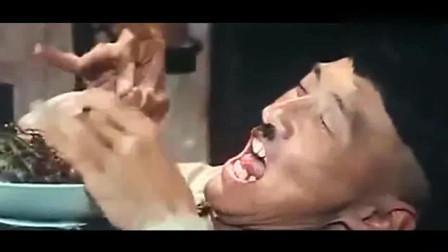 麦嘉主演的香港经典喜剧片, 疯狂大老千, 这个片段真的很逗