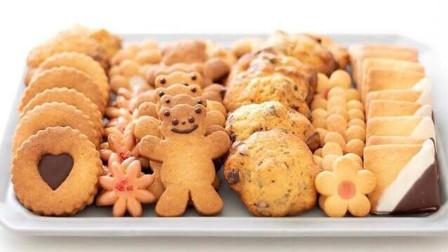 黄油饼干做法的续集, 香浓美味的小饼干