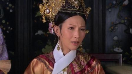 皇后当着众多嫔妃对甄嬛说:本宫只是看着安陵容能为皇上解忧罢了