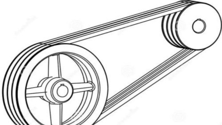 SolidWorks机械设计教程: V带传动的设计实例 上